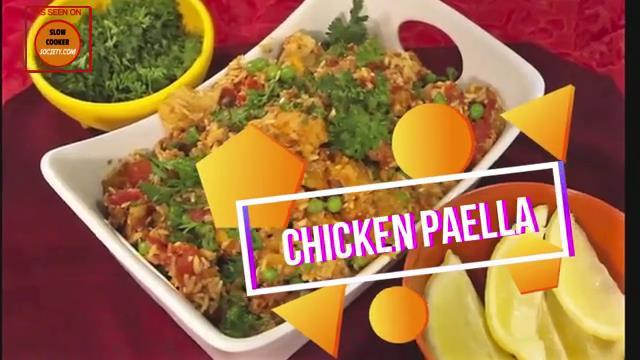 Slow Cooker Easy Paella as seen on SlowCookerSociety_20181102142258_0
