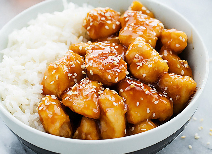 how to cook sesame chicken