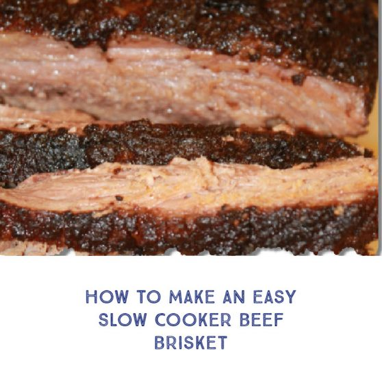 How to Make an Easy Slow Cooker Beef Brisket Yummy