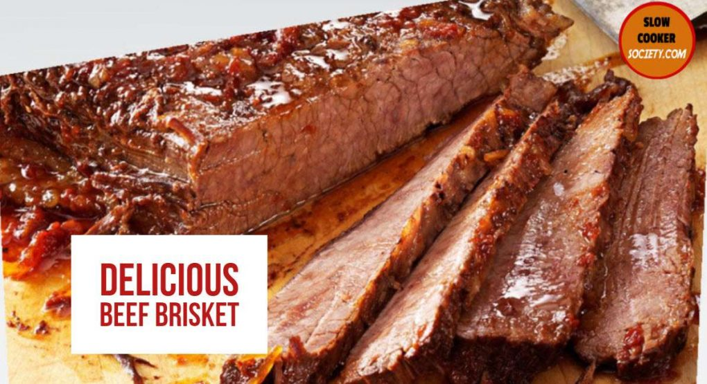 Perfect Full Proof Crock Pot Beef Brisket. This Crock Pot Brisket is a perfect alternative when you can't use the BBQ/Grill for one reason or another. See the step by step procedure... As seen on SlowCookerSociety.com... READ MORE...