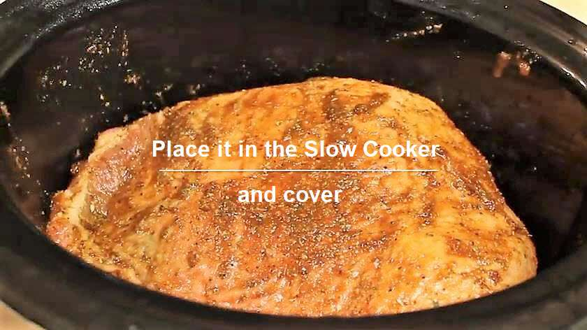 How to Make an Easy Slow Cooker Beef Brisket05