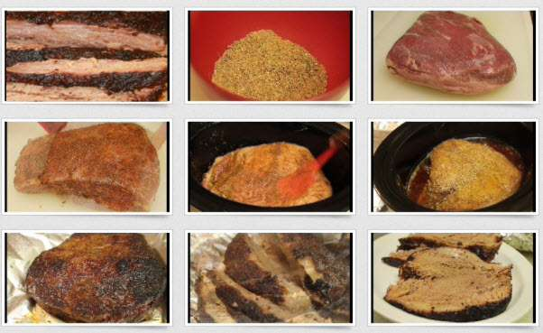 How to Make an Easy Slow Cooker Beef Brisket11
