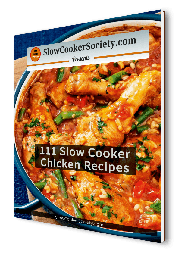 111 Slow Cooker Chicken Recipes