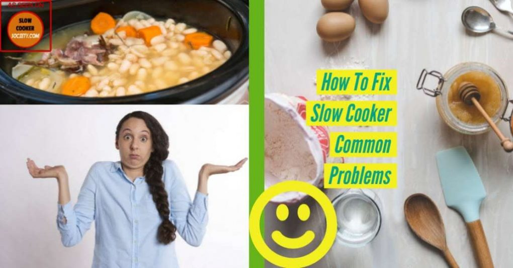 Fix 7 Slow Cooker Common Problems Easily https://SlowCookerSociety.com